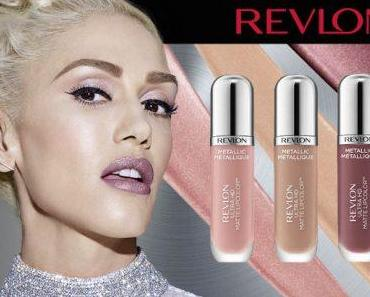 Rossmann News: Die REVLON® Ultra HD Matte Lipcolor™ Metallic