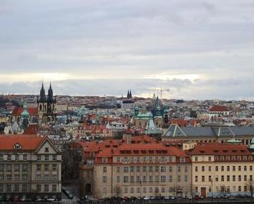 Prag Vlog #2: das berühmte jüdische Viertel & Silvesterfeuerwerk!