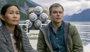 DOWNSIZING kleiner Matt Damon große Probleme