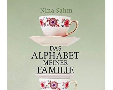 {Rezension} Das Alphabet meiner Familie von Nina Sahm