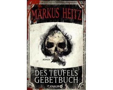 [Rezension] Des Teufels Gebetbuch von Markus Heitz