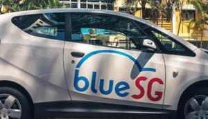 Car-Sharing kommt Singapur