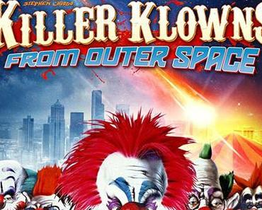 Killer Klowns from Outer Space Gewinnspiel