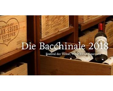 BACCHINALE Hotel Burg Wernberg – beste Weine, Winzer und Gourmet-Gerichte - + + + Teil 3 von 3: Bacchinale 2017 ++ 6 Stände ++ 6 Winzer ++ Gourmet-Gerichte von Thomas Kellermann + + +
