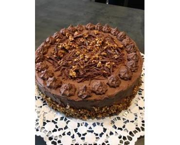 Glutenfreie Schokoladentorte von Anna