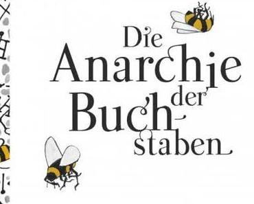 Rezension: Die Anarchie der Buchstaben von Kate de Goldi