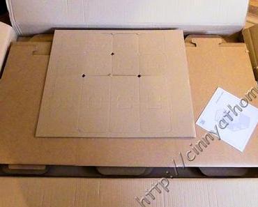 Mein Schubladen Regal komplett aus Karton #Kurtl #Staudinger #Kramar