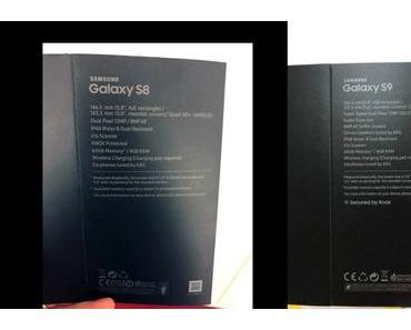 Samsung Galaxy S9 – Release bekannt