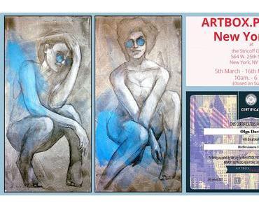 Ausstellung in New-York
