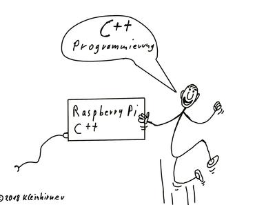 GPIO Schnittstelle: In 15 Minuten mit C++ die Temperatur des Raspberry Pi ausgeben – Teil 4