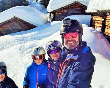 Hoch hinaus und doch mit beiden Füssen am Boden: Skifahren in Kappl und See