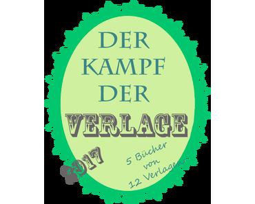 Challenge: Der Kampf der Verlage 2017 – Das Ergebnis