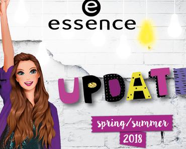essence Sortimentswechsel Frühling / Sommer 2018 Neuheiten – Preview
