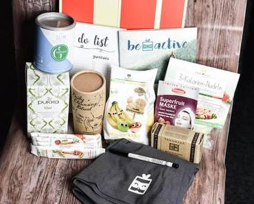 """[Unboxing] TrendRaider """"Get ready"""" Januar Box"""