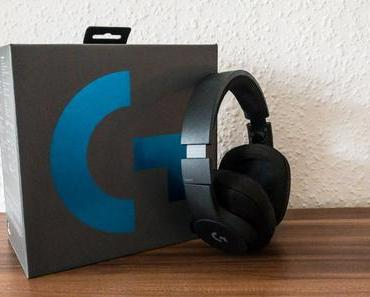 Review – Logitech G433