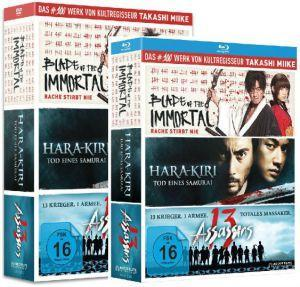 Gewinnspiel zur Takashi Miike-Box mit BLADE OF THE IMMORTAL