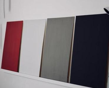 DIY - colour to the wall
