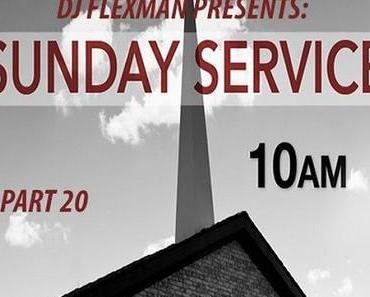 DJ Flexman presents: SUNDAY SERVICE Part 20 (GOSPEL-Mixtape)