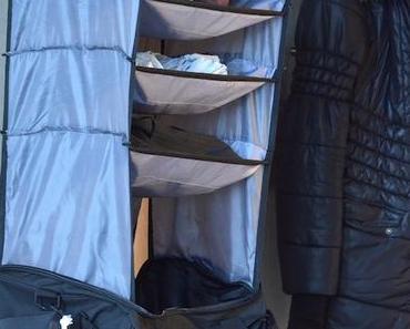 Weekender mit Garderobe – coole Reisetasche von radbag
