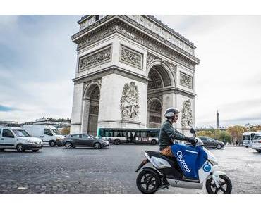 Scooter Sharing: Cityscoot sammelt 40 Mio. Euro ein