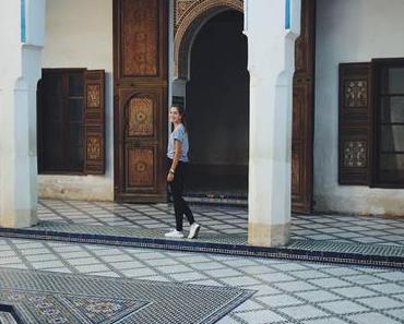 OOTD: Marrakesh