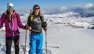 Skitour: Über Rumpler Hohen Dachstein
