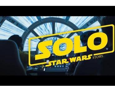 "Solo: A Star Wars Story – im Trailer Re-Cut zu Beastie Boys ""Sabotage"""