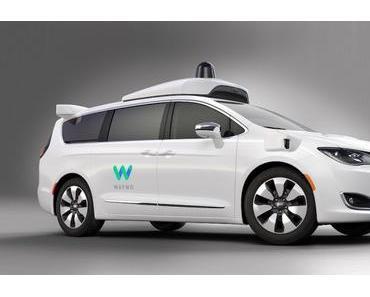Autonome Fahrzeuge: Waymo darf kommerziellen Ride-Sharing Dienst in Arizona anbieten