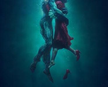Review: SHAPE OF WATER - DAS FLÜSTERN DES WASSERS - Romanze ohne viele Worte