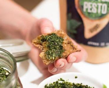 Die perfekten Süsskartoffelpommes mit Helsinki Wildfoods