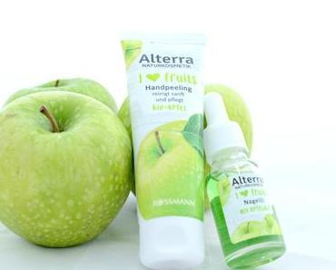 Alterra Naturkosmetik I Die I ❤ fruits Produkte