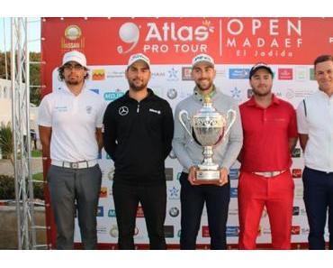 Pro Golf Tour – Open Madaef 2018