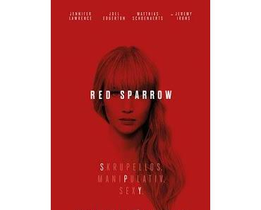 Red Sparrow - Film