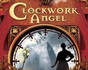 {Rezension} Clockwork Angel von Cassandra Clare