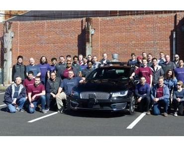 Autonome Fahrzeuge: Aurora sammelt 90 Mio. Dollar ein