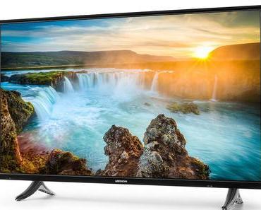 Aldi Nord bringt 49-Zoll-Fernseher für nur 380 €
