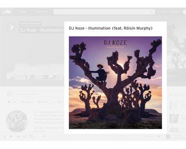 """DJ Koze veröffentlicht die zweite Single in 2018: """"Illumination"""" Feat. Róisín Murphy"""