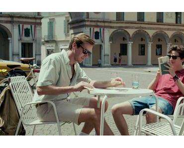Berauschende Liebe irgendwo in Norditalien