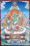 """Gyal Yum Drölma – eine Anrufung an Tara, die """"Mutter der Siegreichen"""""""