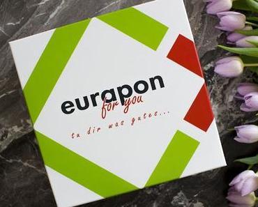 Eurapon for you Box Frühlings-Edition 2018