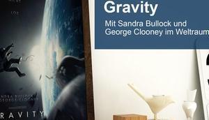 Gravity Lass nicht los! Sandra Bullock George Clooney