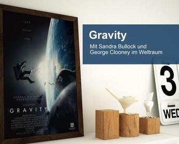 Gravity – Lass nicht los! Mit Sandra Bullock und George Clooney