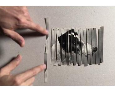 Multiplikation im Schredder