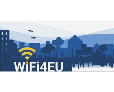 WiFi4EU bringt Gemeinden kostenlose WLAN-Hotspots