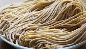 Rezept: Ramennudeln geröstetem Dinkelmehlanteil Pastamaker