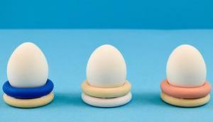 Ostern-DIY: Frühstücksei bequem