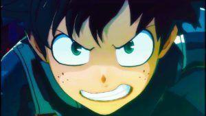 Neue Charaktere und Bilder zu My Hero Academia: One's Justice