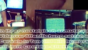 """Exklusive Videopremiere: Cereals veröffentlichen Video """"coolidge effect"""""""