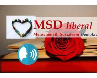 MSD liberal: Der Alarm- und Weckruf von Bundespräsident Dr. Frank-Walter Steinmeier