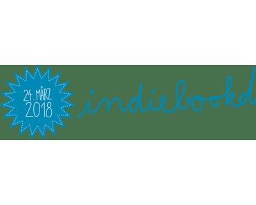 Die #indiebookchallenge startet zum ersten Mal